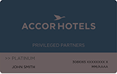Accor Privileged Partners Platinum