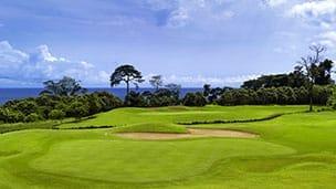 Hôtels près d'un golf
