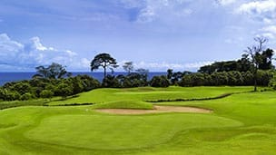 Hotele z polem golfowym
