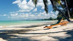 Hotels op eilanden