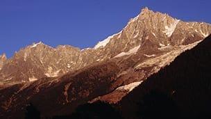 Bergshotell/skidåkning