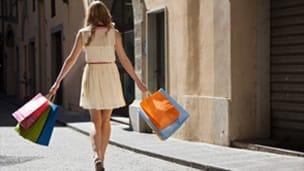 Destinations de shopping
