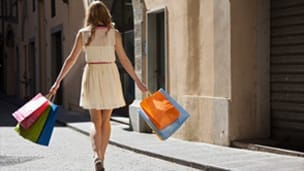 Shopping destinations