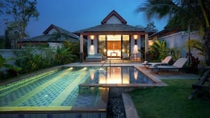 Suites, villas & bungalows