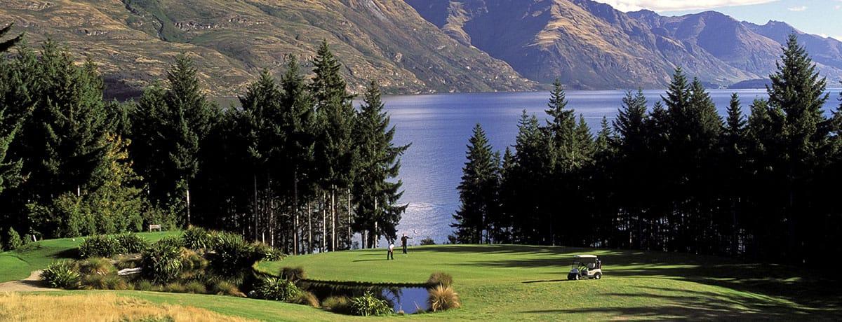 Новая Зеландия, Океания