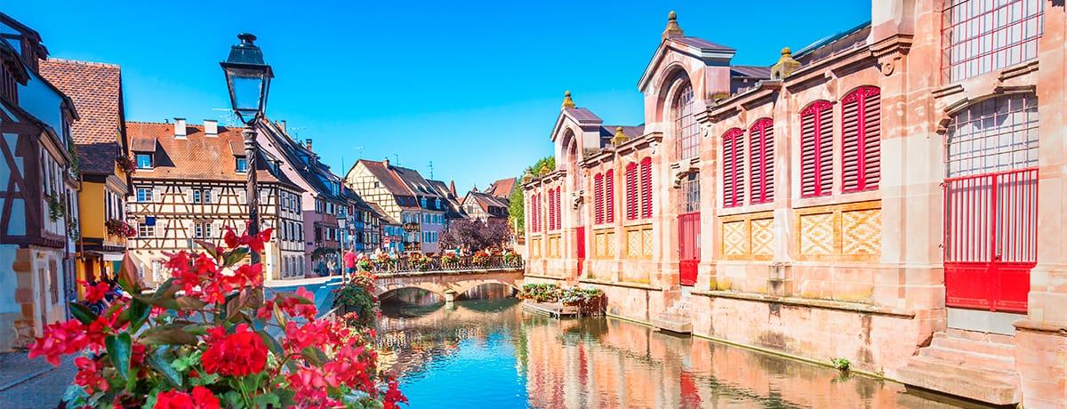 Nos hôtels sur la route des vins en Alsace