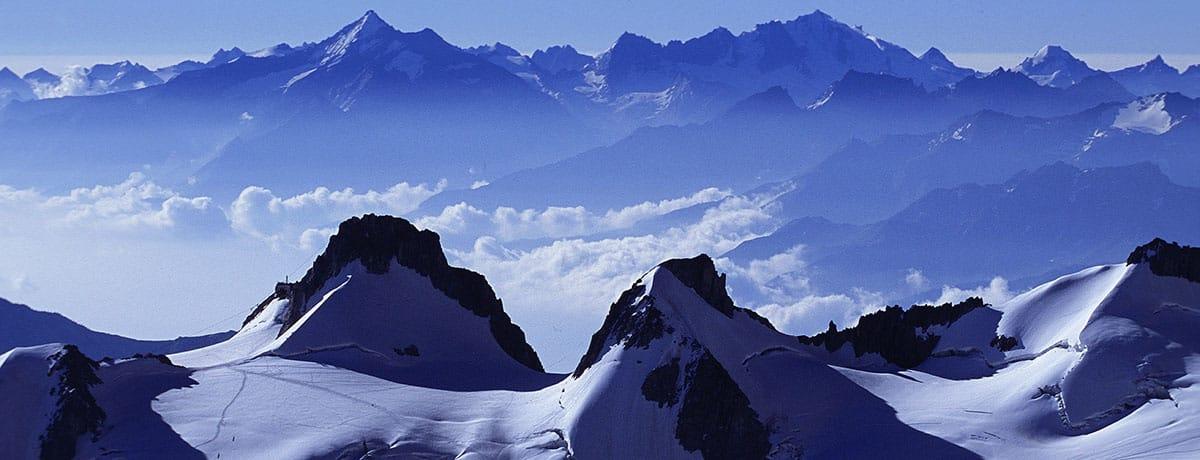Die Alpen, Frankreich
