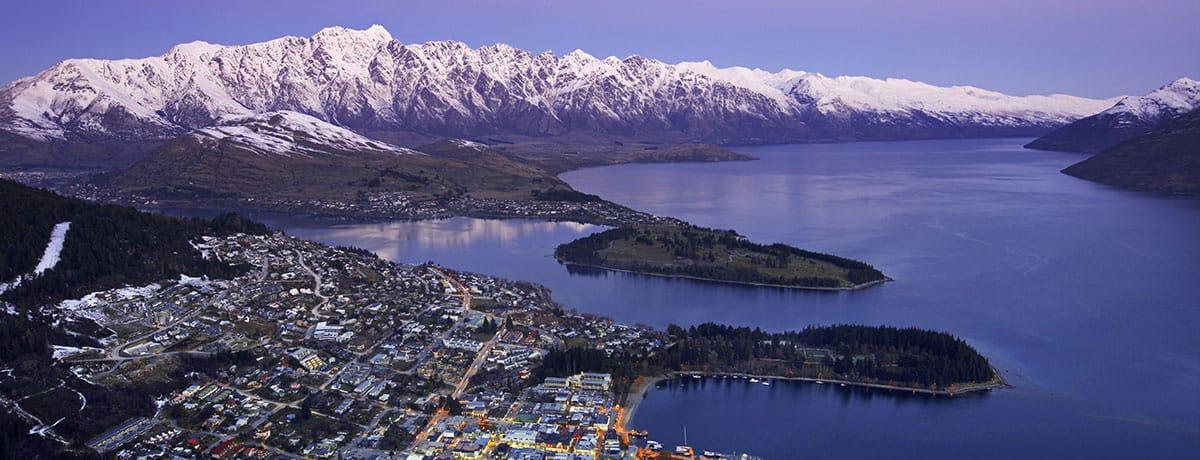 Queenstown, Nouvelle-Zélande
