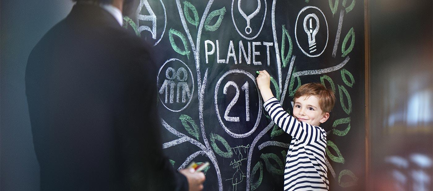 Planet 21