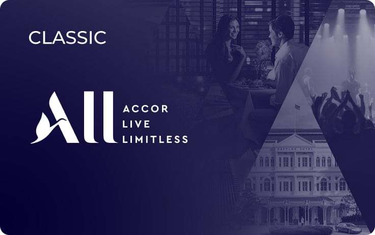 Carte Accor Gold.Benefits And Status