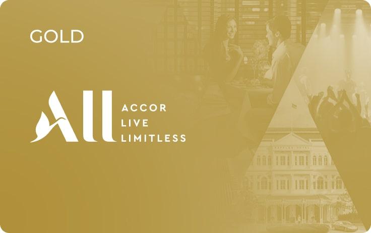 Accorhotels Gold Card