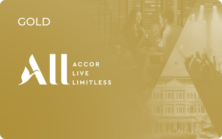 Accorhotels Gold Card