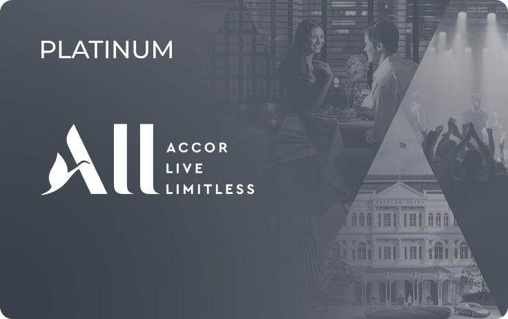 Accorhotels Platinum Card