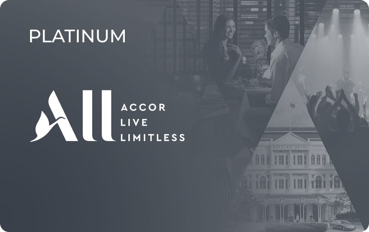 Accorhotels Platinum Card