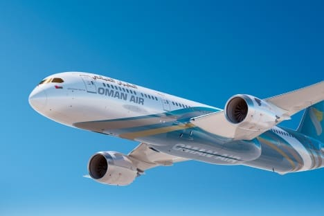 Oman Air - Sindbad