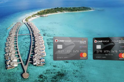 Dapatkan lebih banyak Rewards dengan CIMB Niaga dan Mastercard