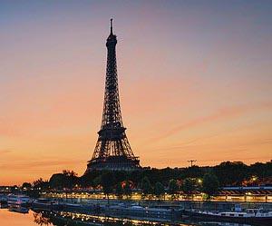 Passeggiata notturna a Parigi