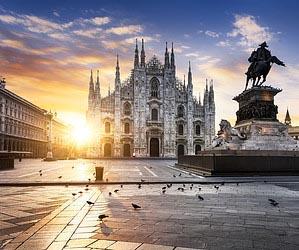Milan comme un Milanais