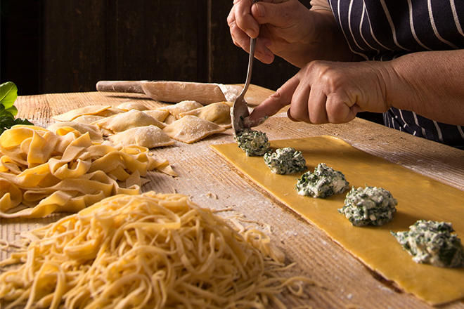 Italy: discover the secret to fresh pasta in Florence