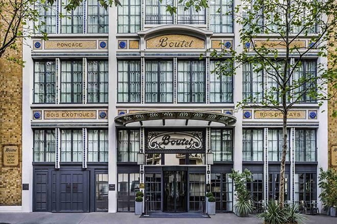 Cinque hotel di design per un soggiorno da sogno