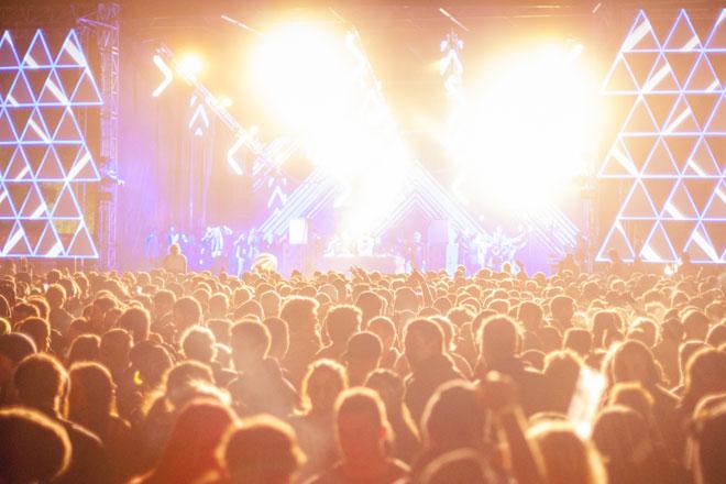 Rhythm and Alps Concert