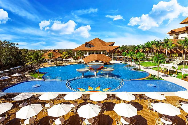 Hotel Recanto Cataratas Thermas Resort and Convention