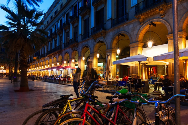In Barcelona, learn to say' bicicleta' like the locals!