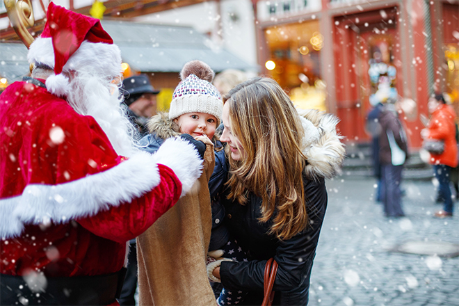 Nuremberg mercadillo navideño