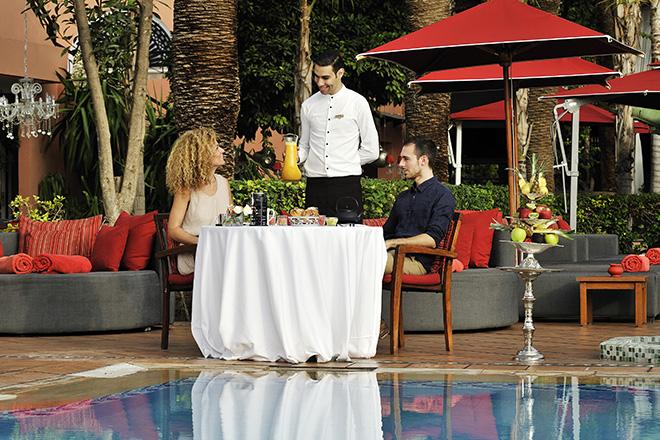 hôtel Sofitel Marrakech