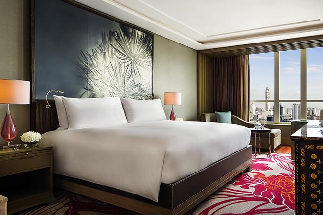 Gama materaców MybedTM stworzona dla hoteli Sofitel