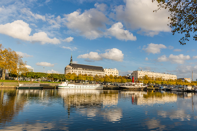 Nantes: na dwóch kółkach po książęcym mieście