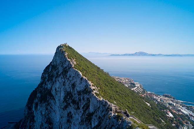 cieśniny, Gibraltar