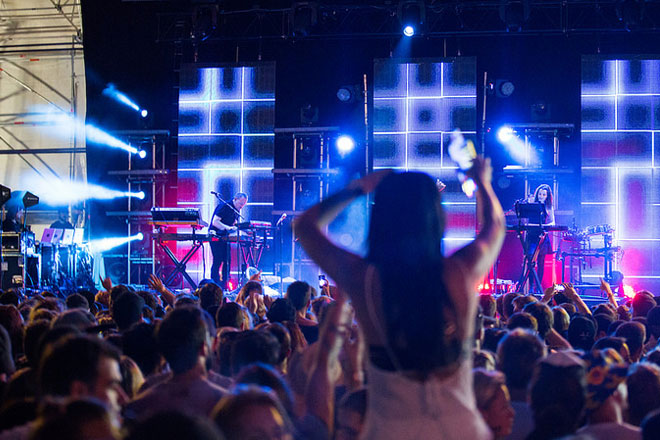 Laneways Music Festival