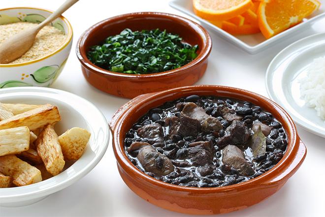 Cours cuisine Brésil