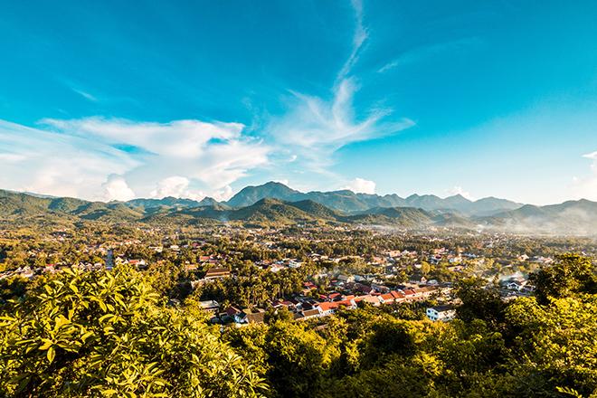 escape Laos