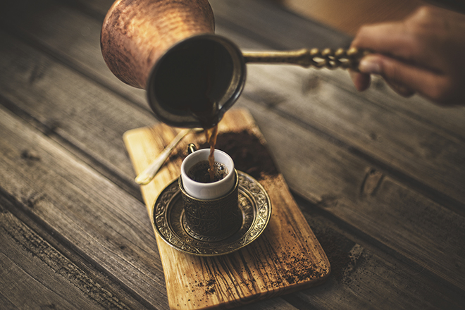 Café Estambul Turquía