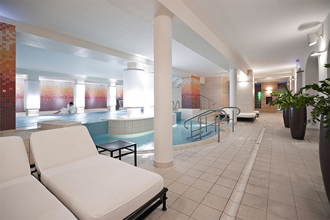 Pologne: vous relaxer dans au spa du Sofitel Grand Sopot