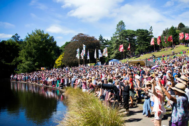 WOMAD New Plymouth