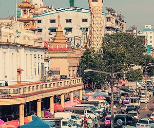 24-Hour Traveller Guide to Yangon