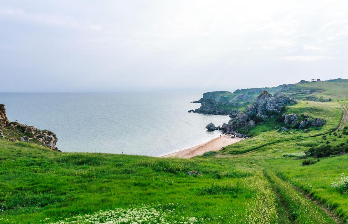 Отдых на Азовском море фото, описание