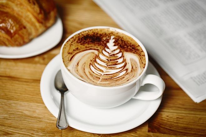 100% Cacao breakfast