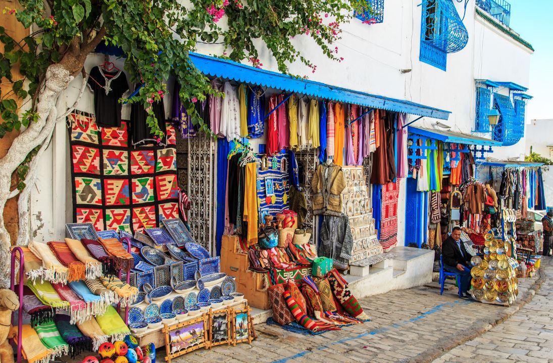 la Médina de Tunis