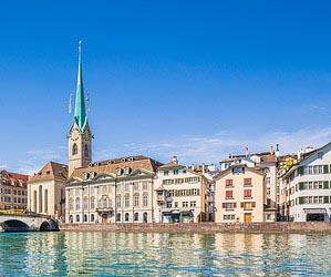 Un jour sur le lac de Zurich