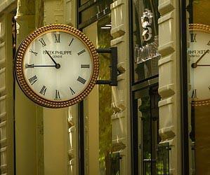 Präzise Zeitmessung in Genf
