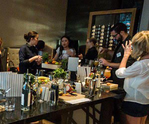 Pullman St Pancras hosts #CoktailswithAccorHotels