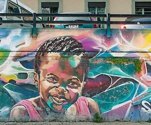 Graffiti und Street Art in Genf