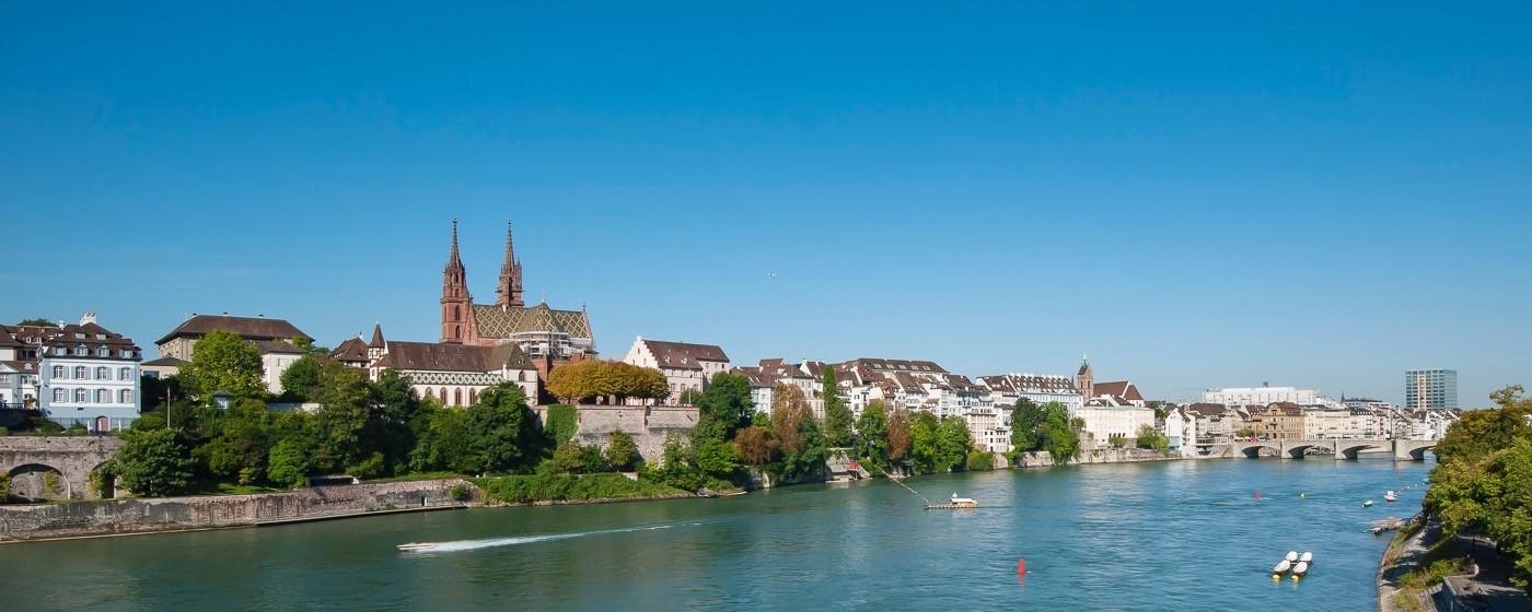 Les délices du Rhin supérieur - Bâle