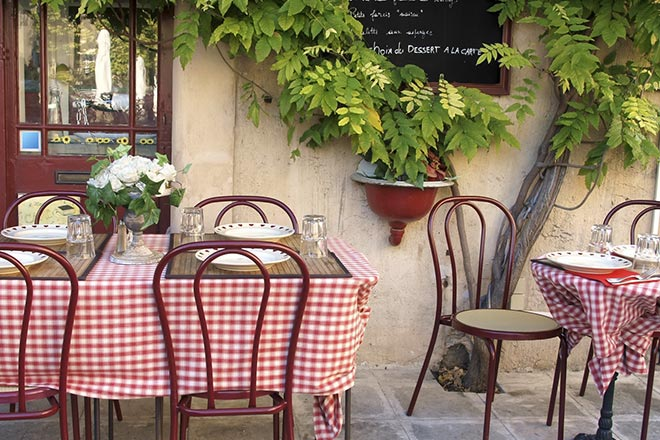 bar-restaurante de Lyon