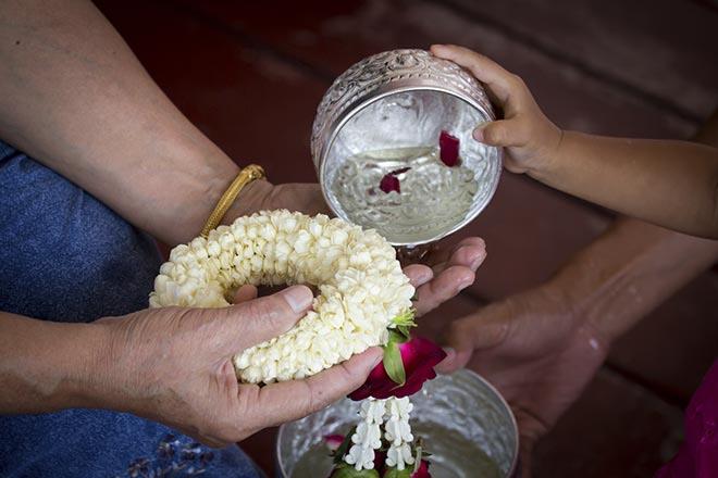 Traditionen der Thailänder kennenlernen