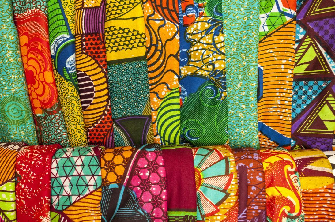 foulards africains